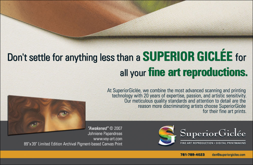 January February Artscope Ad